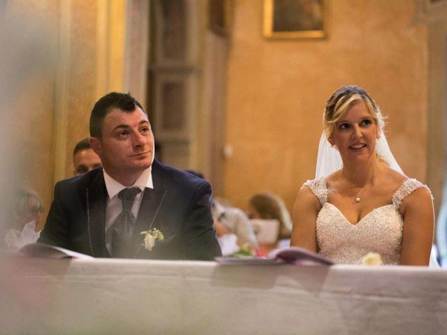 Il matrimonio di Danilo e Marilena a Ceto, Brescia 20