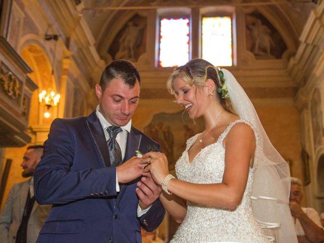 Il matrimonio di Danilo e Marilena a Ceto, Brescia 21