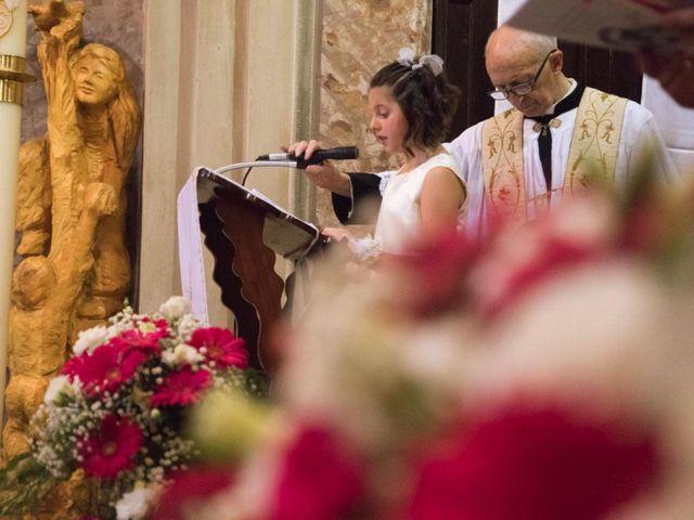 Il matrimonio di Danilo e Marilena a Ceto, Brescia 22