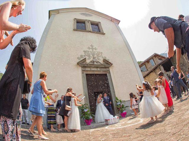Il matrimonio di Danilo e Marilena a Ceto, Brescia 23