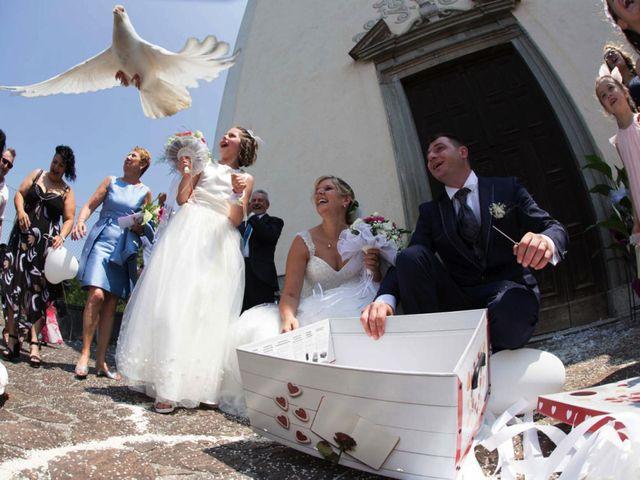 Il matrimonio di Danilo e Marilena a Ceto, Brescia 25