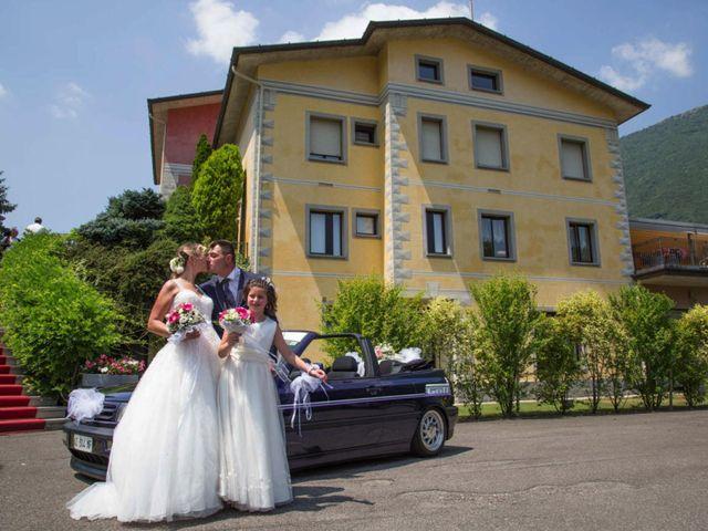 Il matrimonio di Danilo e Marilena a Ceto, Brescia 26