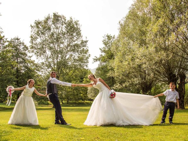 Il matrimonio di Danilo e Marilena a Ceto, Brescia 34