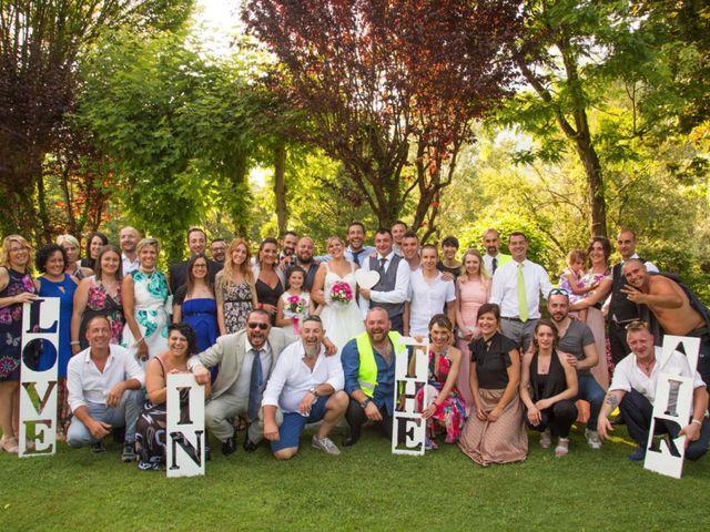 Il matrimonio di Danilo e Marilena a Ceto, Brescia 37