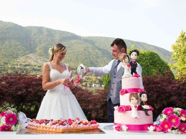 Il matrimonio di Danilo e Marilena a Ceto, Brescia 40