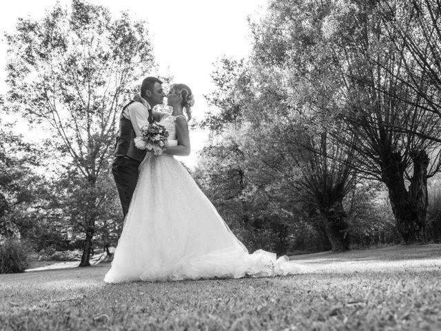Il matrimonio di Danilo e Marilena a Ceto, Brescia 42