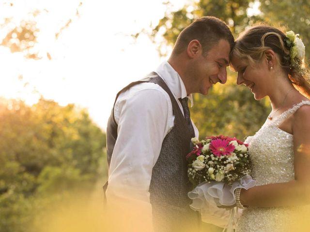 Il matrimonio di Danilo e Marilena a Ceto, Brescia 43