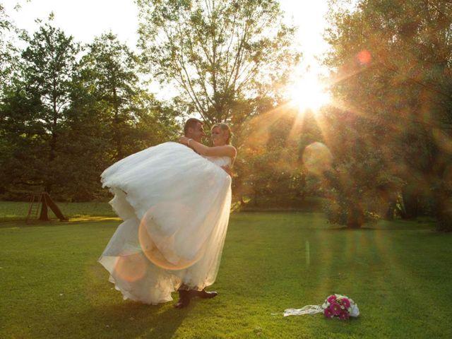 Il matrimonio di Danilo e Marilena a Ceto, Brescia 45