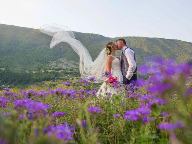Le nozze di Marilena e Danilo