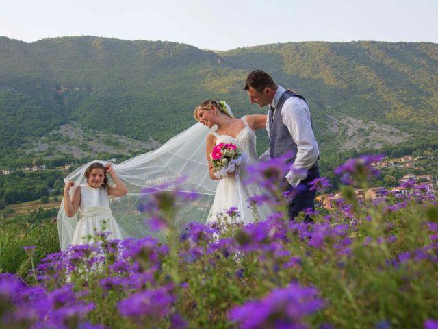 Il matrimonio di Danilo e Marilena a Ceto, Brescia 46