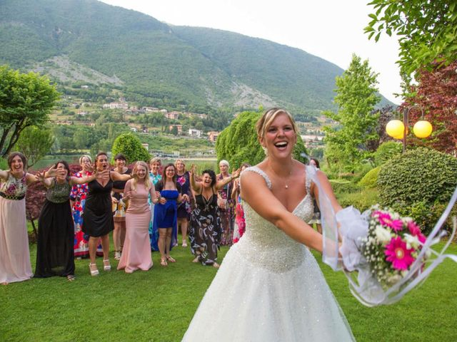 Il matrimonio di Danilo e Marilena a Ceto, Brescia 48