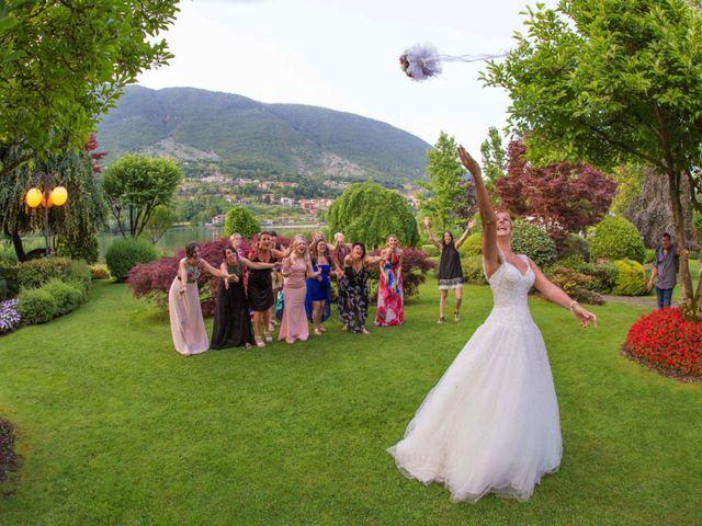 Il matrimonio di Danilo e Marilena a Ceto, Brescia 49