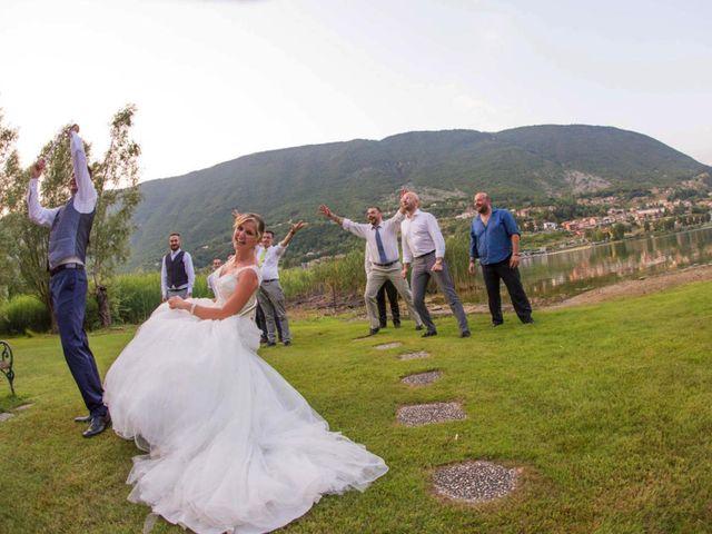 Il matrimonio di Danilo e Marilena a Ceto, Brescia 50
