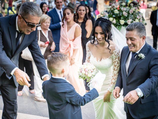 Il matrimonio di Francesco e Valeria a Poggiomarino, Napoli 30