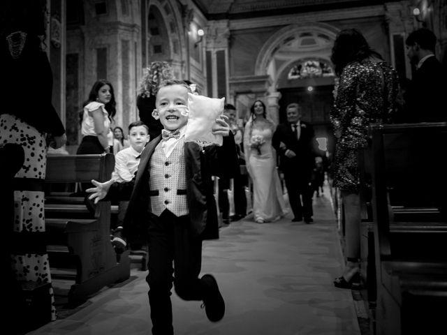 Il matrimonio di Francesco e Valeria a Poggiomarino, Napoli 31