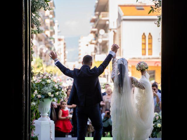 Il matrimonio di Francesco e Valeria a Poggiomarino, Napoli 33