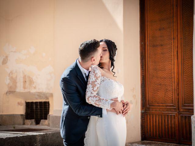 Il matrimonio di Francesco e Valeria a Poggiomarino, Napoli 35