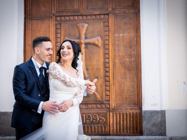 Il matrimonio di Francesco e Valeria a Poggiomarino, Napoli 38