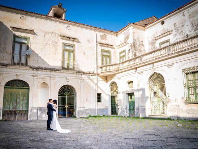 Il matrimonio di Francesco e Valeria a Poggiomarino, Napoli 40