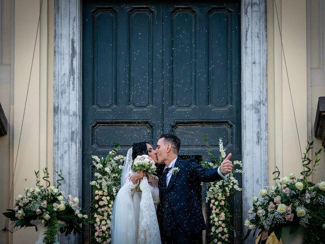 Il matrimonio di Francesco e Valeria a Poggiomarino, Napoli 57