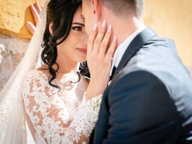 Il matrimonio di Francesco e Valeria a Poggiomarino, Napoli 59