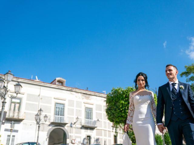 Il matrimonio di Francesco e Valeria a Poggiomarino, Napoli 60