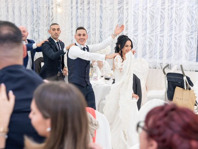 Il matrimonio di Francesco e Valeria a Poggiomarino, Napoli 65
