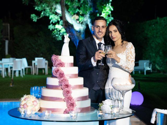Il matrimonio di Francesco e Valeria a Poggiomarino, Napoli 72