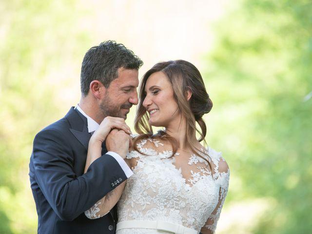 Le nozze di Michela e Benedetto