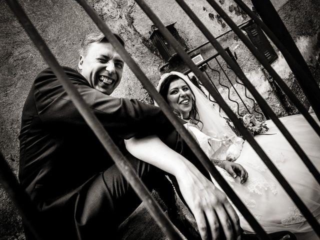 Le nozze di Cristina e Ivano