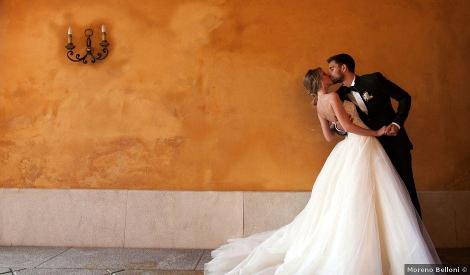 Il matrimonio di Fabrizio e Betty a Cernusco sul Naviglio, Milano