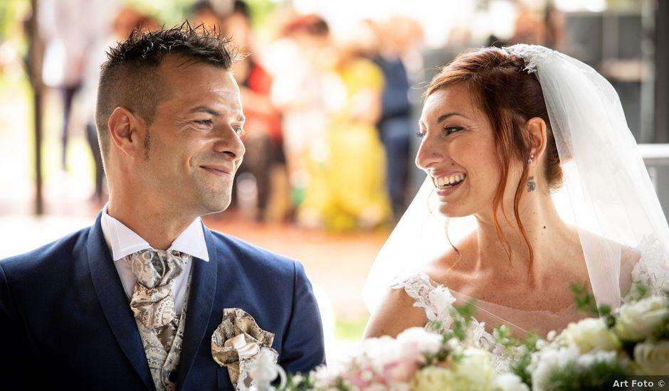 Il matrimonio di Stefano e Antonella a Cocconato, Asti