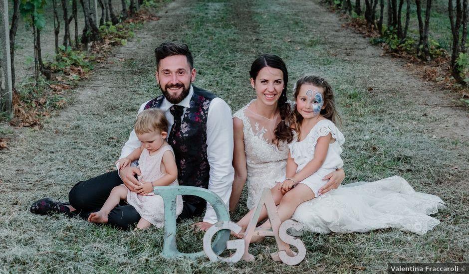 Il matrimonio di Daniel e Anna a Caldiero, Verona