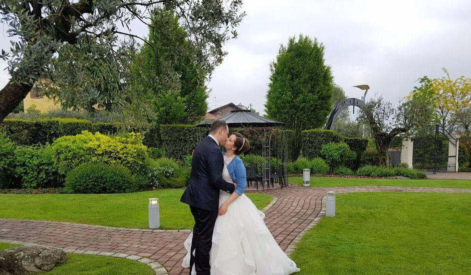 Il matrimonio di Rebecca e Simone a Corzano, Brescia