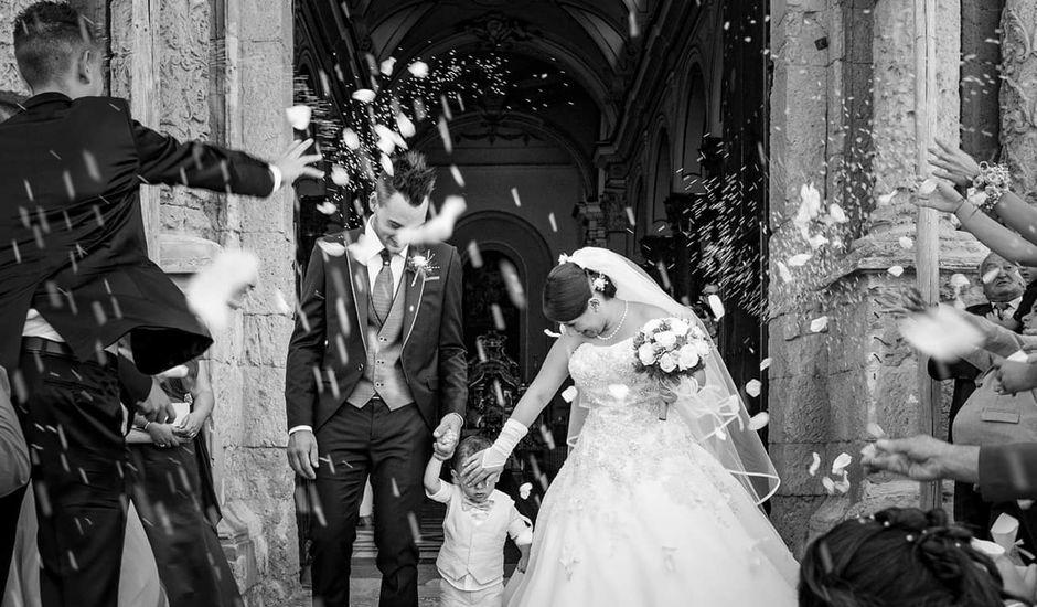 Il matrimonio di Giuseppe e Maria Carmela a Leonforte, Enna