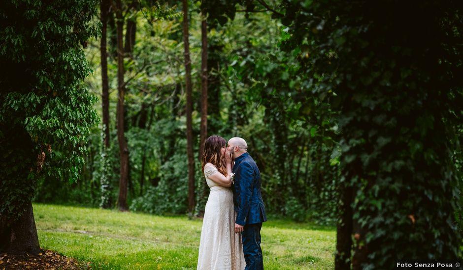Il matrimonio di Umberto e Cristina a Vigevano, Pavia