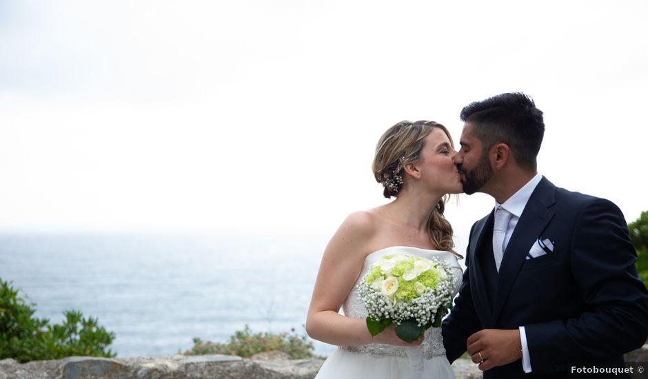 Il matrimonio di Giacomo e Federica a Moneglia, Genova