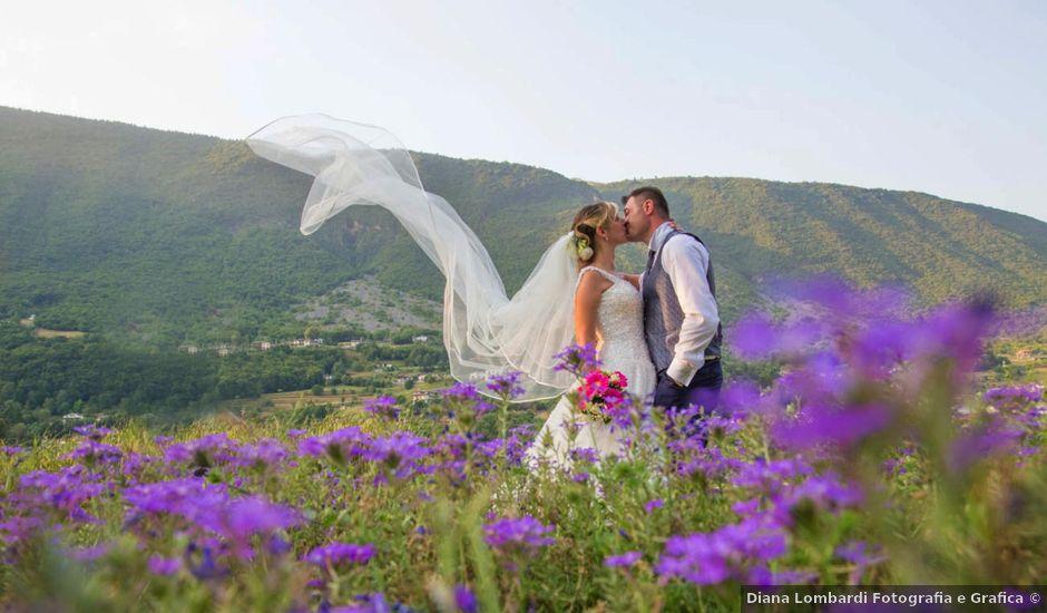 Il matrimonio di Danilo e Marilena a Ceto, Brescia