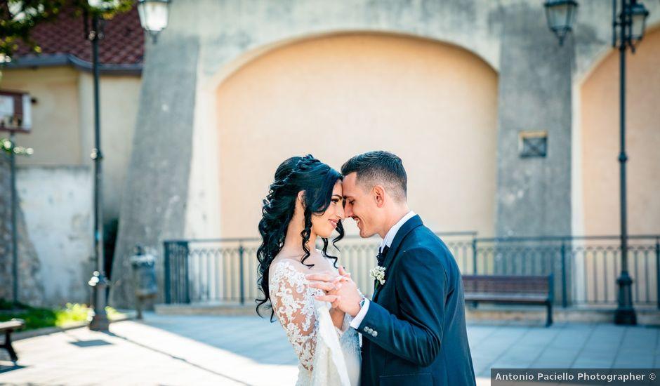 Il matrimonio di Francesco e Valeria a Poggiomarino, Napoli