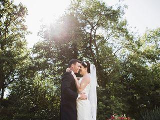 Le nozze di Katie e Christian