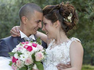 Le nozze di Massimiliano e Jennifer