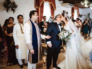 Le nozze di Gabriella e Anshu 1