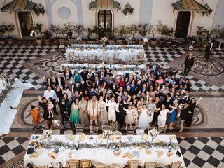 Le nozze di Gabriella e Anshu 2