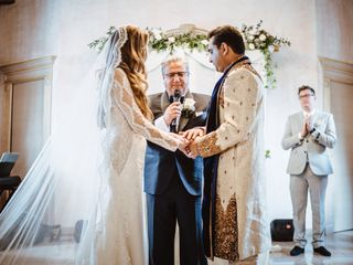 Le nozze di Gabriella e Anshu 3
