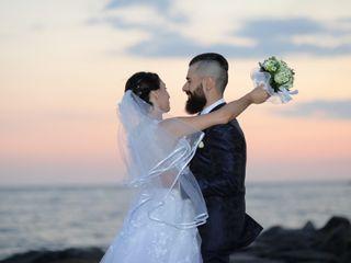 Le nozze di Massimiano e Linda