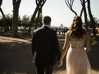 Le nozze di Vittoria e Enrico