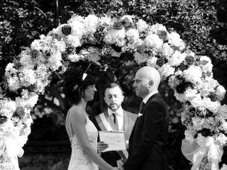 Le nozze di Sara e Gordon 1