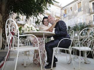 Le nozze di Fabio e Carmen
