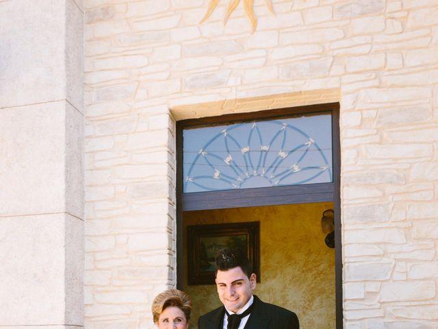 Il matrimonio di Alessandro e Angela a Caltanissetta, Caltanissetta 19