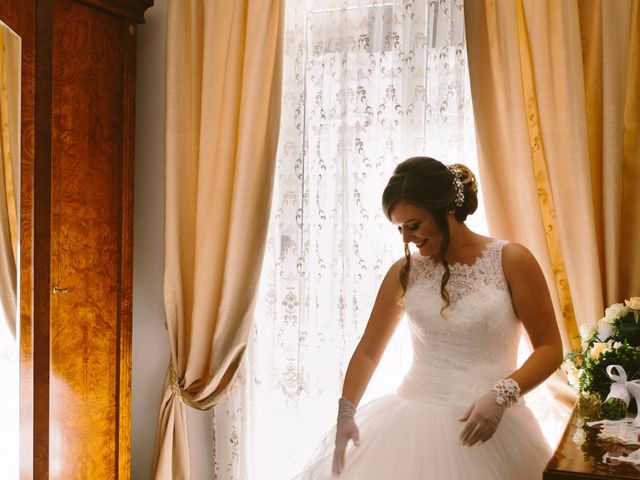 Il matrimonio di Alessandro e Angela a Caltanissetta, Caltanissetta 21